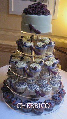 8 Tier Large Round Maypole Wedding Acrylic Cupcake Stand Tree Tower Cup Cake Display http://www.easterdepot.com/8-tier-large-round-maypole-wedding-acrylic-cupcake-stand-tree-tower-cup-cake-display/ #easter  It can be used 8,7,6,5,4,3,2 tier stand, ideal for Weddings and parties.  www.cupcakestandsdirect.com The 8 Tier Maypole Cupcake Stand is our best selling 8 tier cup cake stand. It is held together by central rod fixed with screws for strength and stability.Holds approx. 160-170 n..