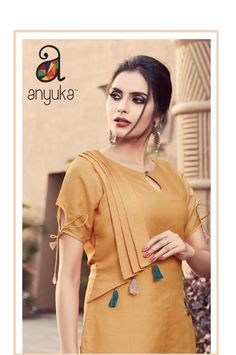 Anyuka alohi Mesmerising collection of kurtis Salwar Designs, Simple Kurti Designs, New Kurti Designs, Kurta Designs Women, Kurti Designs Party Wear, Neck Designs For Suits, Sleeves Designs For Dresses, Dress Neck Designs, Stylish Dress Designs