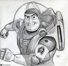 ... draw buzz lightyear, toy story Click picture above to go to the tutorial