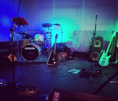 Todays setup in Thurcaston Leicestershire. #oliverseanband #liveband #twitter