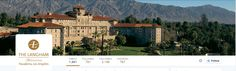 Great Twitter Cover Photo from Langham Huntington Hotel in Pasadena, CA https://twitter.com/LanghamPasadena