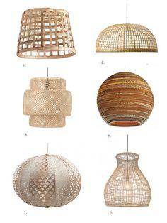 Modern Bohemian Decor, Dining Lighting, Diy Interior, Home Bedroom, Lamp Light, New Homes, Room Decor, Ceiling Lights, Living Room