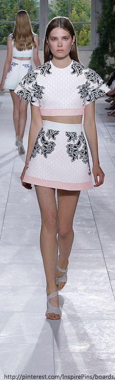 Spring 2014 Ready-to-Wear Balenciaga