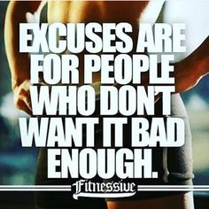 How bad do you want it???