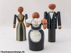 Kay Bojesen - Dåbsfamilien