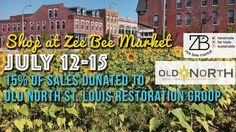 Zee Bee Market donates to Old North St Louis Restoration Group