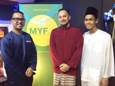 Thank you @myforumsg for having me #masihraya