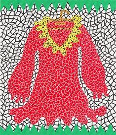 Dots - Yayoi Kusama - WikiPaintings.org