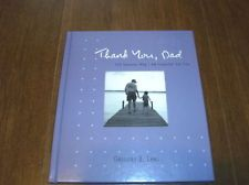 Thank You, Dad: 100 Reasons Why I am Grateful for You Book on @eBay