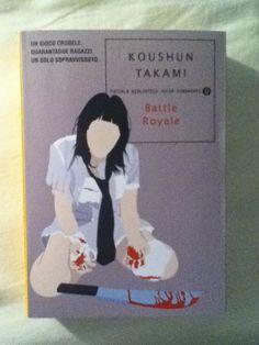 BookWorm & BarFly: Battle Royale - Koushun Takami (1999)