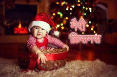 Shayari Urdu Images: Happy christmas hd image for baby