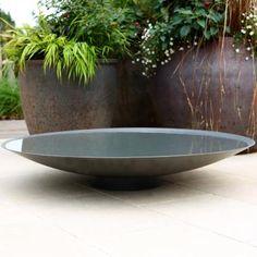 Clifton Nurseries Steel Water Bowl