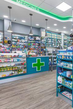 Design Discover Pharmacy Design & Fit-Out Shop Interior Design, Exterior Design, Pharmacy Store, Retail Store Design, Shop Front Design, Batten, Service Design, House Plans, Honda 125