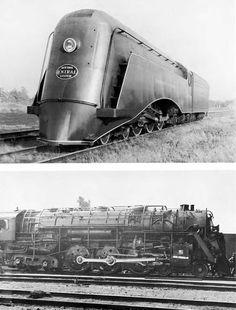 Rail Train, Train Art, New York Central Railroad, Old Trains, Train Pictures, Rolling Stock, Steam Engine, Steam Locomotive, Train Tracks