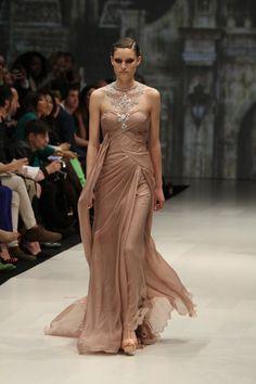 Pavoni-Beige-Gown