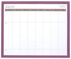 Thanks to the Week-to-Week Magnetic Notepad, you and your family can now keep the week organized. This notepad not only offers space to p...