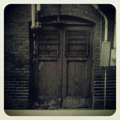 Goshen door.  Photography by Elijah Durnell