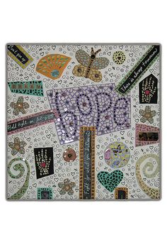 """""""Hope"""" mosaic by Chrissie Grace"""