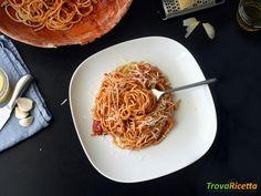 Spaghetti ai pomodori secchi  #ricette #food #recipes
