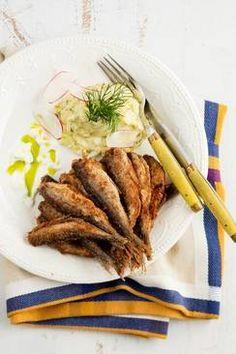 Tuttuakin tutumpi arkiruoka on myös huippuravintolan suosikkiannos Deli, Pork, Food And Drink, Pork Roulade, Pigs, Pork Chops