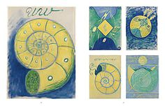 Hilma af Klint - A Pioneer of Abstraction. Hilma af Klint an artist whose work is still far too unknown to a wider public, eschewed Klimt, Abstract Painters, Abstract Art, Modern Art Pictures, Hilma Af Klint, Eye Illustration, 5 Elements, 4th Grade Art, Visionary Art
