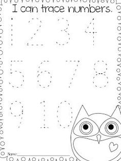 Apples and ABC's: Back to School Owl Assessment/Printable Pack
