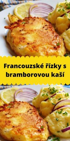 Pork Tenderloin Recipes, Hungarian Recipes, Fruit Smoothies, Easy Meals, Food And Drink, Cooking Recipes, Homemade, Meat, Chicken