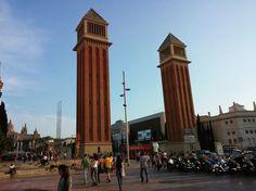 Torres Venecianes in Barcelona