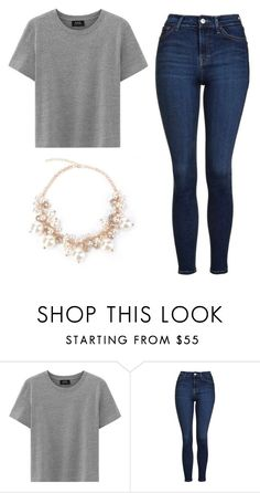 """""""Untitled #489"""" by cuteskyiscute on Polyvore featuring Topshop"""