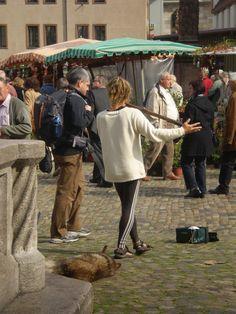Marketplatz, Munich, Germany