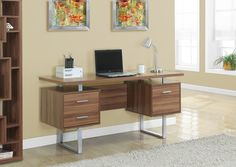 monarch office desk executive home office furniture Produced from a combo of walnut, sycamore, elm, maple and yew, the Offers a Desk gathers a beautiful. L Office, Home Office Desks, Home Office Furniture, Office Ideas, Desk Ideas, Office Decor, Furniture Decor, Modern Furniture, Outdoor Furniture