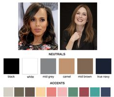 eye color in relation to your skin tone). That said though, many color theorists recommend avoiding pastels and any Neutral Skin Tone, Cool Skin Tone, Colors For Skin Tone, Good Skin, Warm Colors, Skin Color Palette, Skin Undertones, Warm Undertone, Power Colors