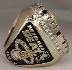 2006 Heat NBA Ring