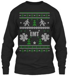 Limited EMT Ugly Christmas Sweater!