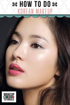 Makeup Ideas: How To Do 9 Korean Makeup Looks. Step by step tutorials and the best products to use. Beauty Tips and Tricks | Makeup Tutorials http://makeuptutorials.com/makeup-tutorials-how-to-do-9-korean-makeup-looks/
