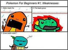 #pokemon#weakness#funny#