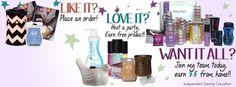 Like it? Love it? Want it all? Scentsy join flyer. www.reagancouch.scentsy.us