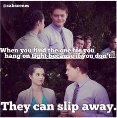 Switched At Birth <3 Bay & Emmett