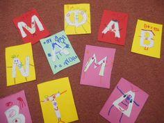 ~~kindergarten teacher ~~ΝΗΠΙΑΓΩΓΟΣ.....ΧΡΩΜΑΤΑ ΚΑΙ ΑΡΩΜΑΤΑ...2ο ΝΗΠΙΑΓΩΓΕΙΟ ΚΟΣΚΙΝΟΥ : ΠΑΙΧΝΙΔΙΑ ΜΕ ΤΟ ΟΝΟΜΑ ΜΑΣ- ΚΑΝΟΝΕΣ ΜΕ ΤΟ ΤΕΡΑΤΑΚΙ Letters, Games, Blog, Letter, Gaming, Blogging, Lettering, Plays, Game