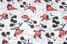 Disney Princess Inspirations Blanc en 100/% Tissu De Coton Par 1//2 Mètre 147 cm