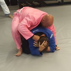 Check out Rick sporting his pink @Tatamifightwear pink on pink gi. It's a thing of beauty! #BJJ #FactoryBJJ #BJJinManchester #TatamiFightwear #Pink