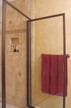 i like this shower door