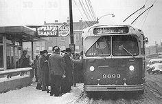 Chicago ''L''.org: Stations - Cicero. 1960.