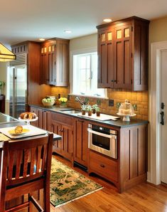 101 awesome craftsman kitchen design ideas (101)