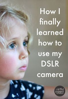 Learn how to use your DSLR camera with the help of a fun online photography class.