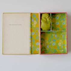 Seamstress book box from theshophouse $48