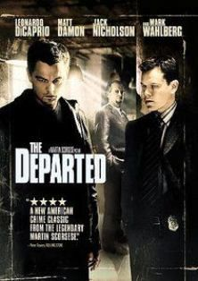 The Departed- favorite movie of all time!