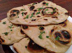 I made garlic butter Naan #homemadebread #bread #homemade #foodporn #recipes #desserts #chocolatebread #breakfast #Nestle