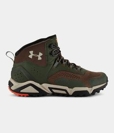 Men's UA Glenrock Mid Hiking Boots | Under Armour US