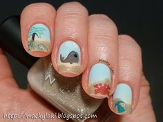 Wacky Laki: Sunday Stamping: Plate Ending in Six